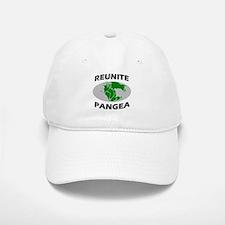 Reunite Pangea Baseball Baseball Cap