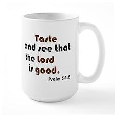 Taste the Lord - Mug