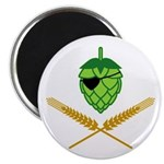 "Pirate Hop 2.25"" Magnet (100 pack)"