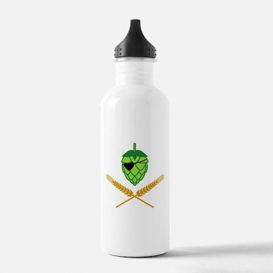 Pirate Hop Water Bottle