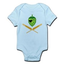 Pirate Hop Infant Bodysuit