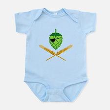 Pirate Hop Infant Bodysuit