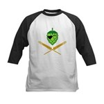 Pirate Hop Kids Baseball Jersey