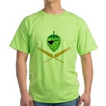 Pirate Hop Green T-Shirt