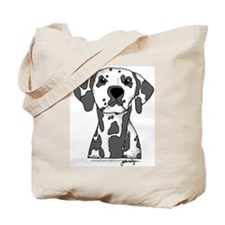 Unique Dalmatian Tote Bag