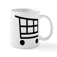 Shopping cart Mug