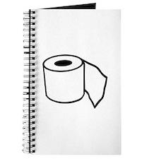 Toilet paper Journal
