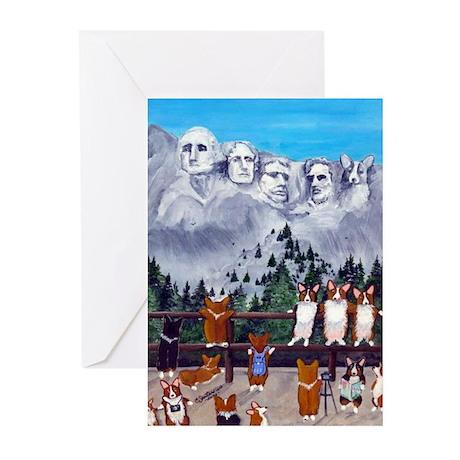Mt. Corgimore Greeting Cards (Pk of 10)