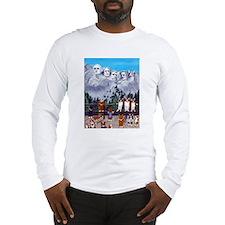 Mt. Corgimore Long Sleeve T-Shirt