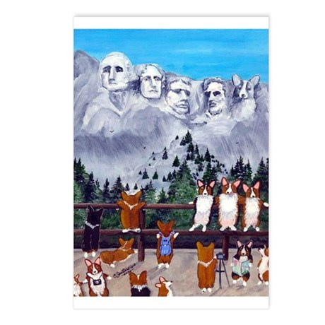 Mt. Corgimore Postcards (Package of 8)
