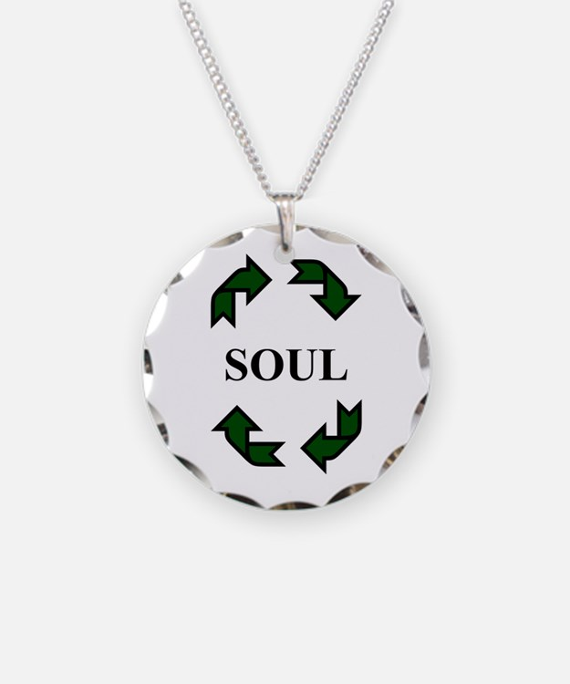 Recycled Soul Necklace