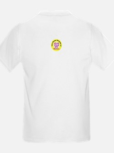 Leap Day Baby logo T-Shirt