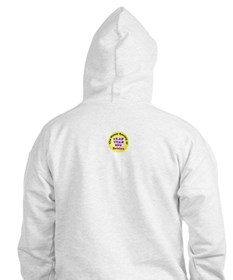 Leap Day Baby logo Hoodie