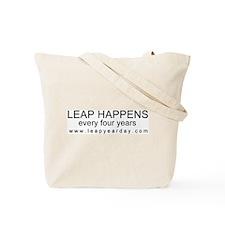 LEAP HAPPENS Tote Bag