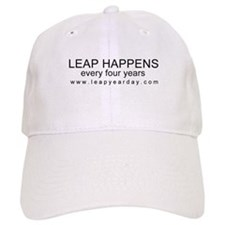 LEAP HAPPENS Baseball Cap