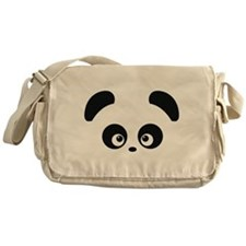 Love Panda Messenger Bag