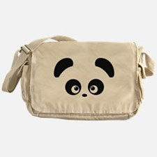 Love Panda Messenger Bag