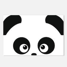 Love Panda Postcards (Package of 8)