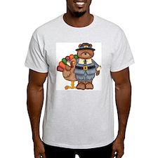 Thanksgiving Bear T-Shirt
