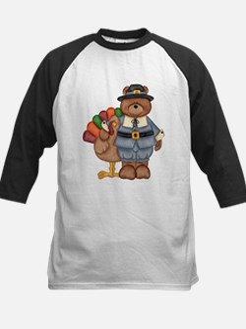 Thanksgiving Bear Tee