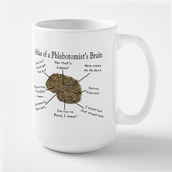 Atlas Of... Large Mug