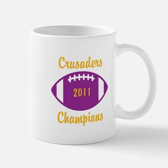 CRUSADERS 2011 CHAMPIONS Mug