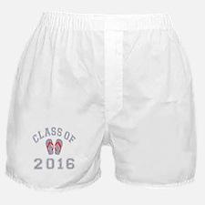 Class Of 2016 Flip Flop Boxer Shorts