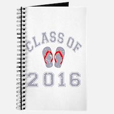 Class Of 2016 Flip Flop Journal