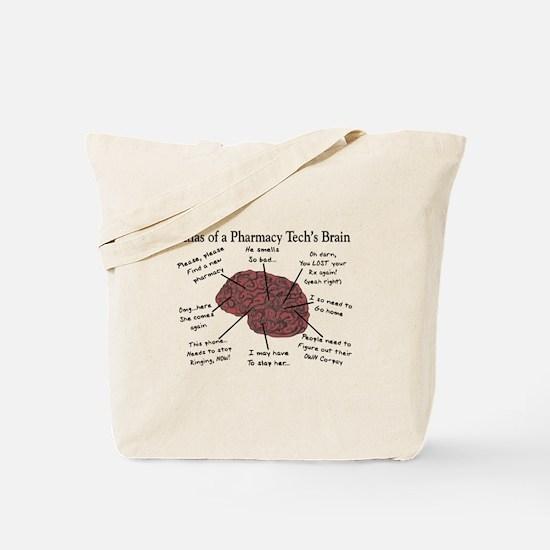Atlas Of... Tote Bag