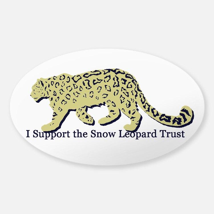 Cute Charities Sticker (Oval)