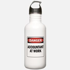Accountant Water Bottle
