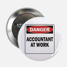 """Accountant 2.25"""" Button (10 pack)"""