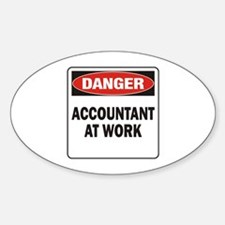 Accountant Decal