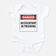 Accountant Infant Bodysuit
