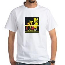 T-Shirt, white, Hazardous Waste Site