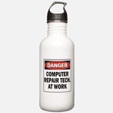 Computer Water Bottle