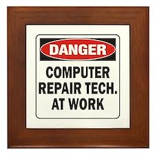 Computer Framed Tile
