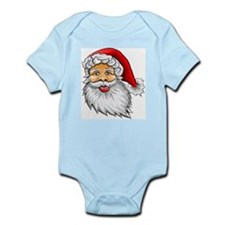 Santa Claus Infant Bodysuit