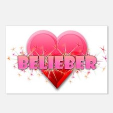 Belieber Postcards (Package of 8)