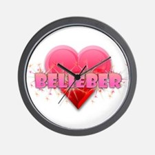 Belieber Wall Clock