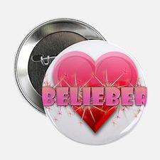 """Belieber 2.25"""" Button"""