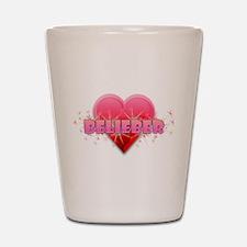 Belieber Shot Glass