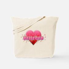 Belieber Tote Bag