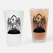 Nativity Drinking Glass