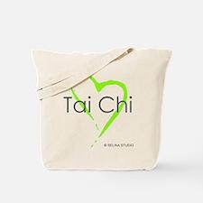 """Tai Chi Heart"" Tote Bag"