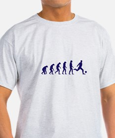 Cute Evolution soccer T-Shirt