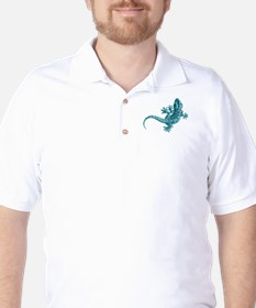 Gecko Golf Shirt