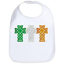 Cute Celtic designs Bib