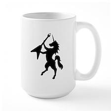 Unicorn Rock Mug