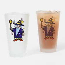 Mage Drinking Glass